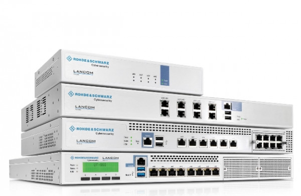 LANCOM R&S Unified Firewall UF-200 - UTM/Firewall