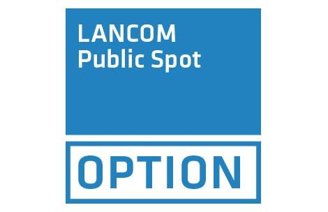 LANCOM Option Public Spot XL - Lizenz