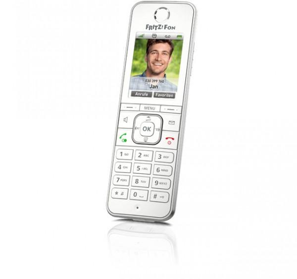 AVM FRITZ!Fon C6 - Schnurloses VoIP-Telefon