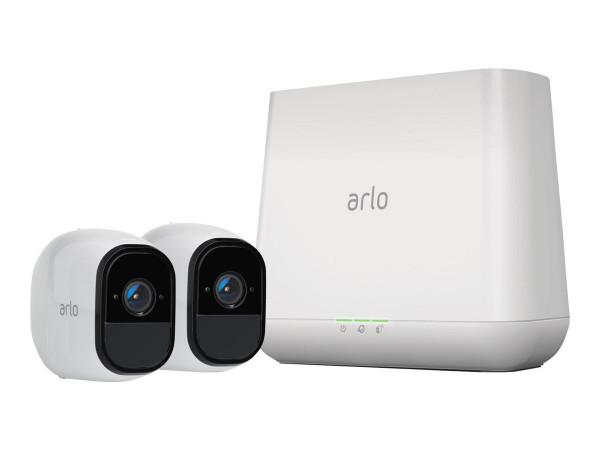 NETGEAR Arlo Pro VMS4230 - Videoserver + 2x Kamera(s)