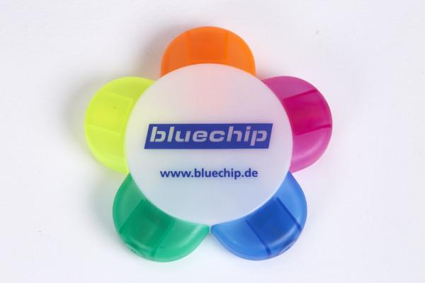 bluechip 5 in 1 Textmarker