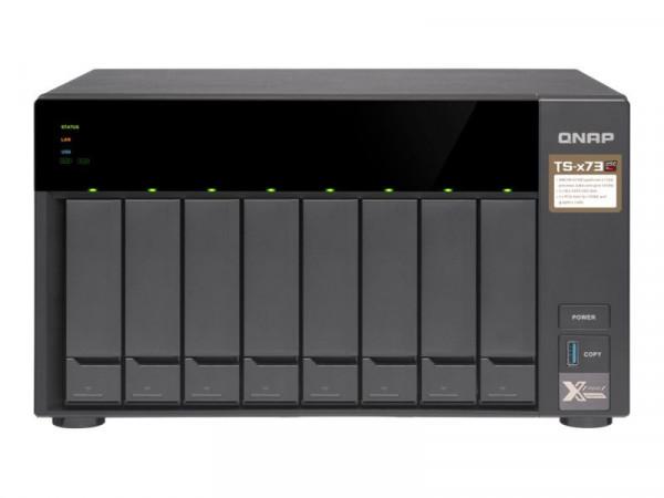 QNAP TS-873-4G - NAS-Server