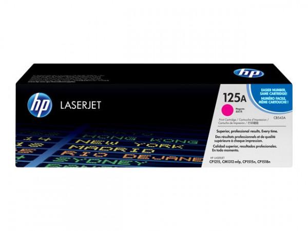 HP 125A Toner Magenta