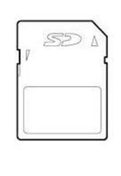 Ricoh SD Karte für Netware Printing Typ G
