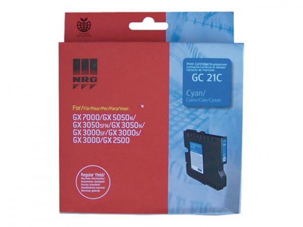 Ricoh Gel Cyan GC 21C für GX 3050SFN 1k